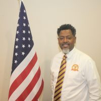 Principal & Chief Admin Terrence Fleming